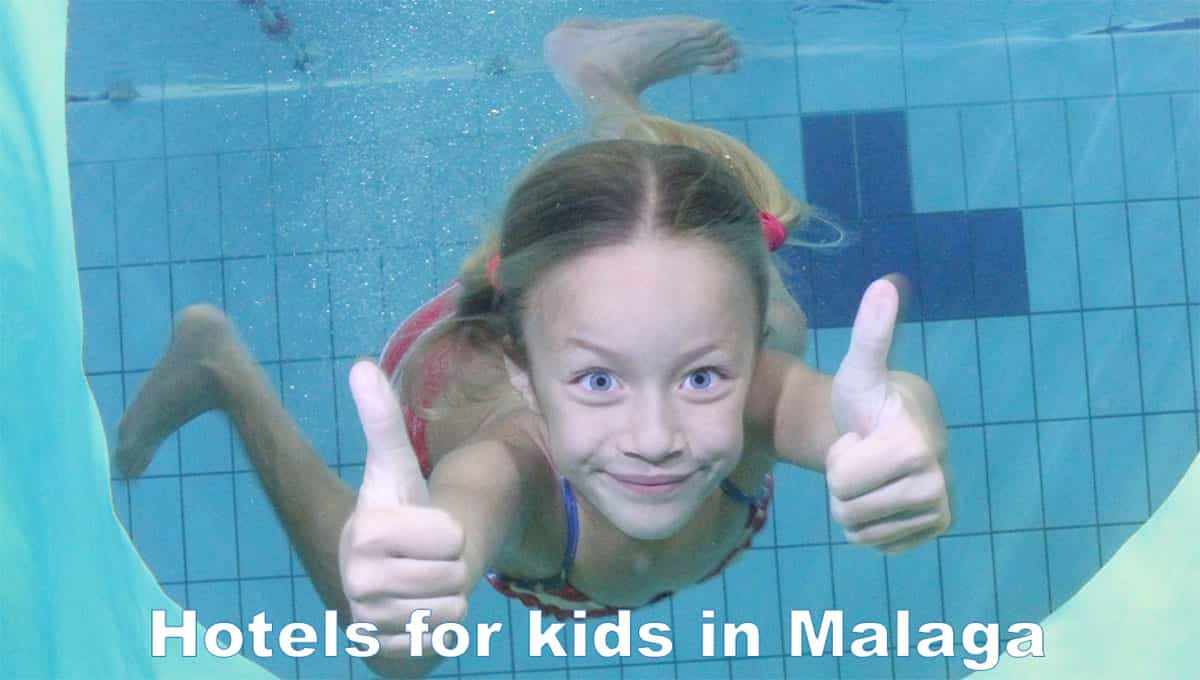 Hotels for kids in Malaga