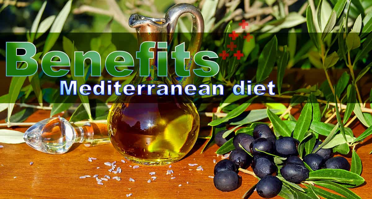 Benefits of the Mediterranean diet