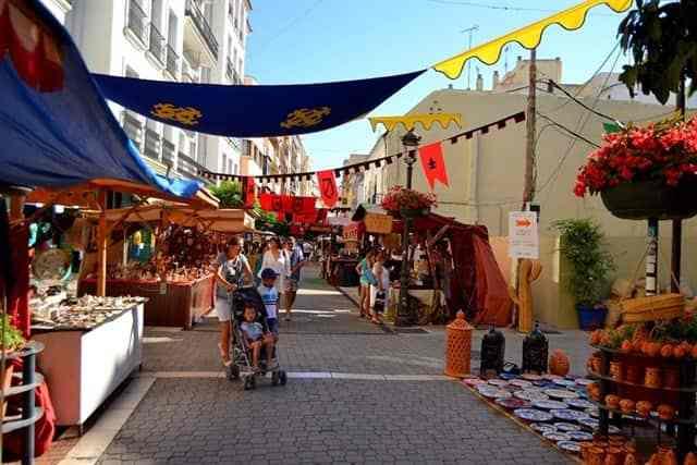 Medieval Market in Estepona