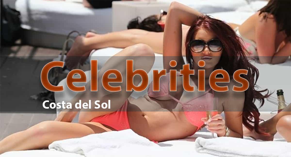 Celebrities in Marbella and Costa del Sol
