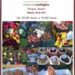 Organic market in Malaga this Saturday, April 28