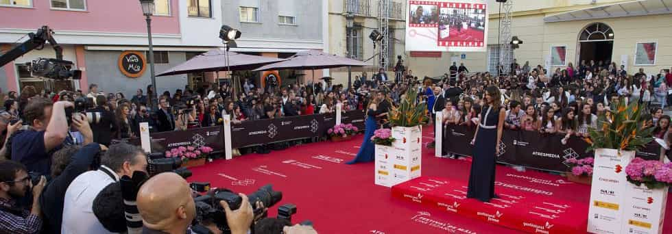 Red Carpet in Malaga Festival