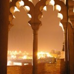 Guided night visits in the Alcazaba of Malaga from June 6 to 10