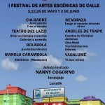 Solycalle – Performing arts festival in the streets of Malaga