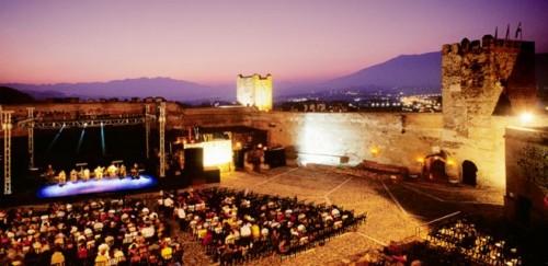 Sohail castle event in Fuengirola