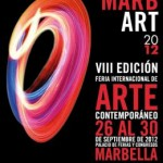 Marb Art 2012 – Art Fair in Marbella from September 26 to 30