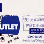 Outlet Fair Malaga from November 30 to December 2