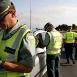 traffic fine Andalucia