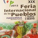 International Peoples Fair in Fuengirola from May 1 to 5