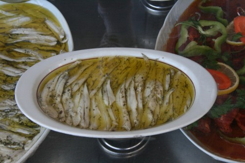 Anchovies Marinated in Vinegar Recipe