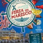 Seafood Fair in Benalmadena, 2018