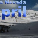 Sierra Nevada in April
