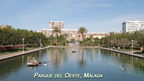 West Park in Malaga
