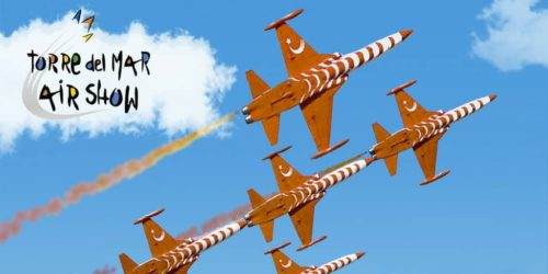 Air Show in Torre del Mar in July