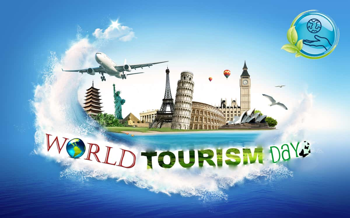 World tourism day in September