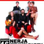 Tango show in Nerja in 2017