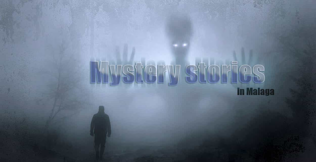 Mystery & ghost stories in Malaga
