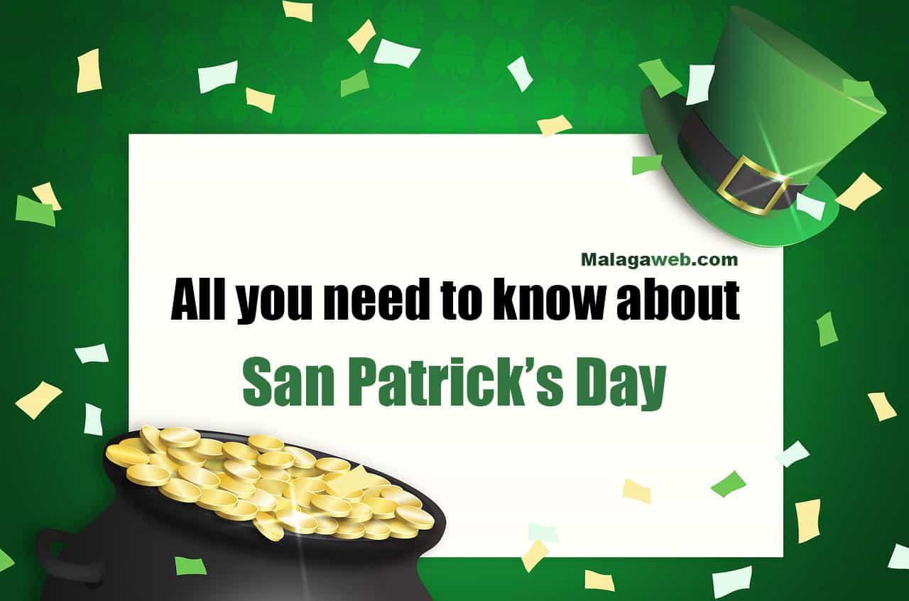 San Patrick's Day in Malaga