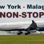 Non stop flight with Delta