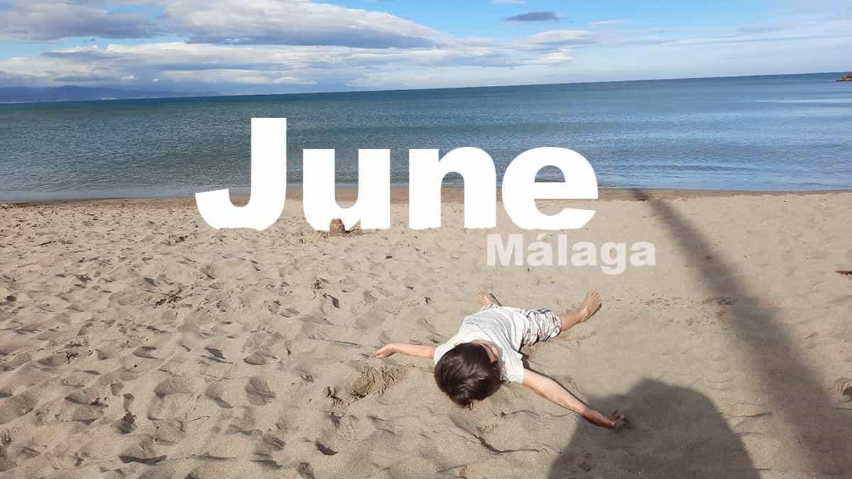 Visit Malaga in June