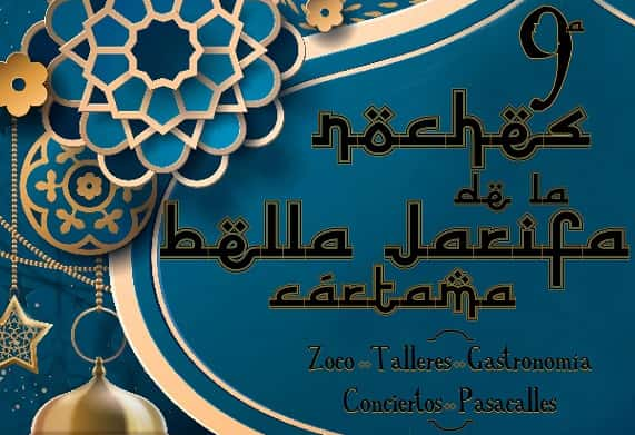 Bella Jarifa Nights in Cartama