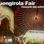 Fuengirola Fair in October
