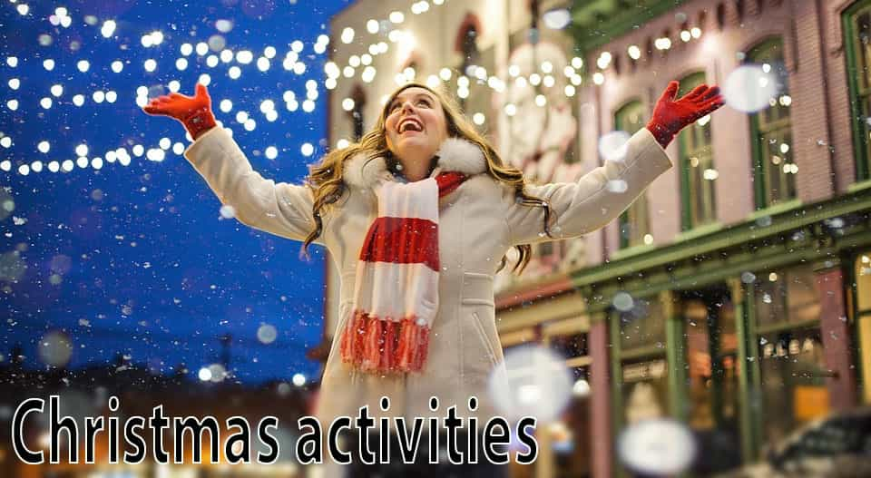 Christmas activities for children in Malaga