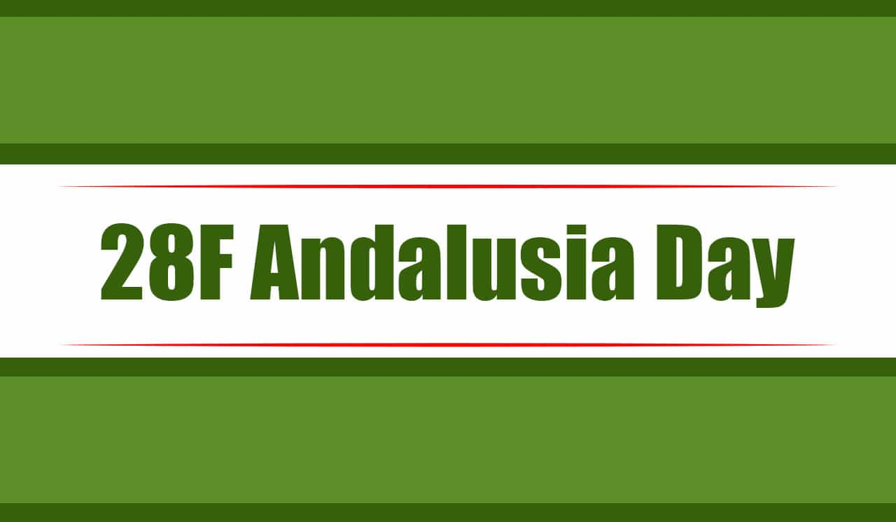 Andalusia Day on February 28