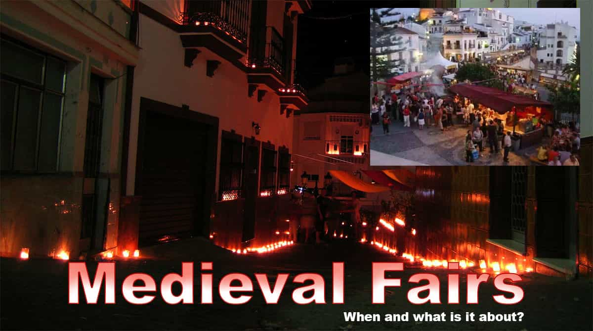 Medieval Fairs and markets in Malaga