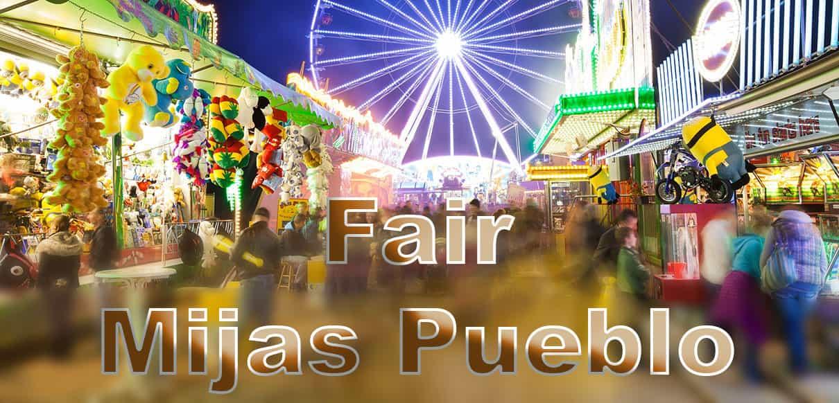 Mijas Pueblo Fair