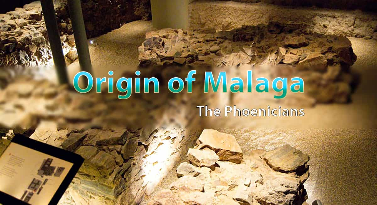 Origin of Malaga and the Phoenicians