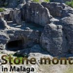 Stone monuments in Malaga