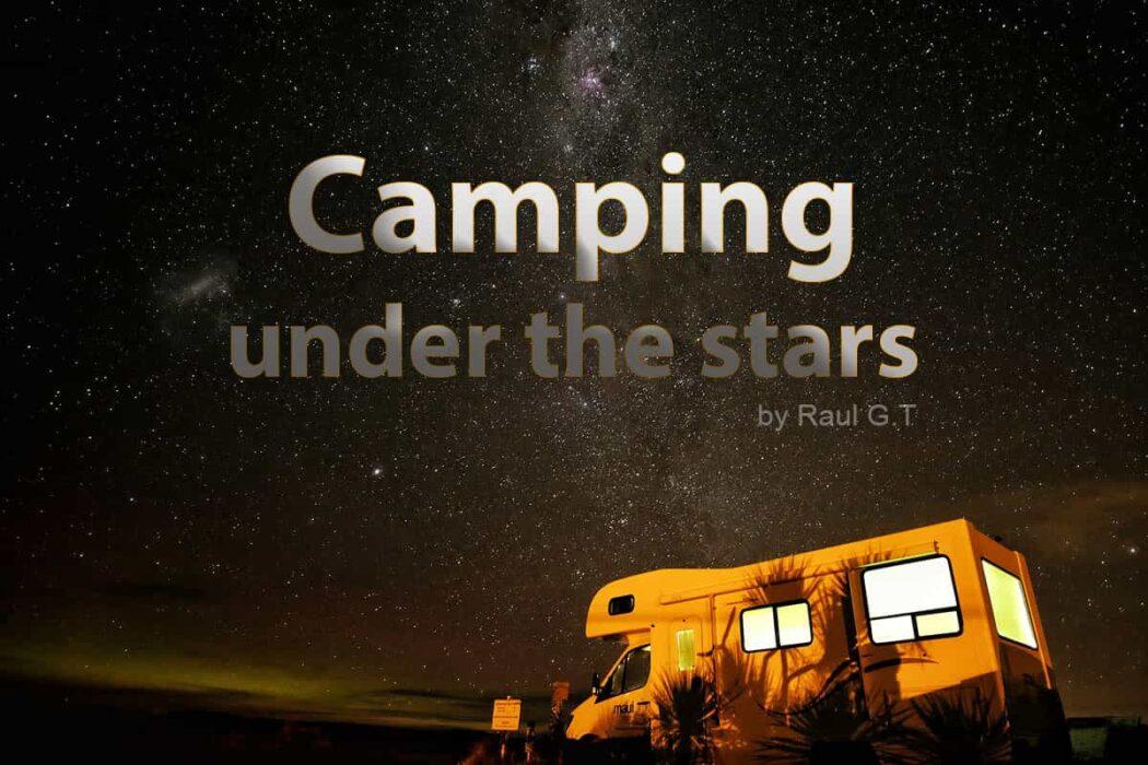 campervan hire in Malaga