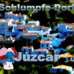 Schlumpfe-Dorf Júzcar