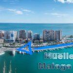 Muelle 1 Malaga Hafen