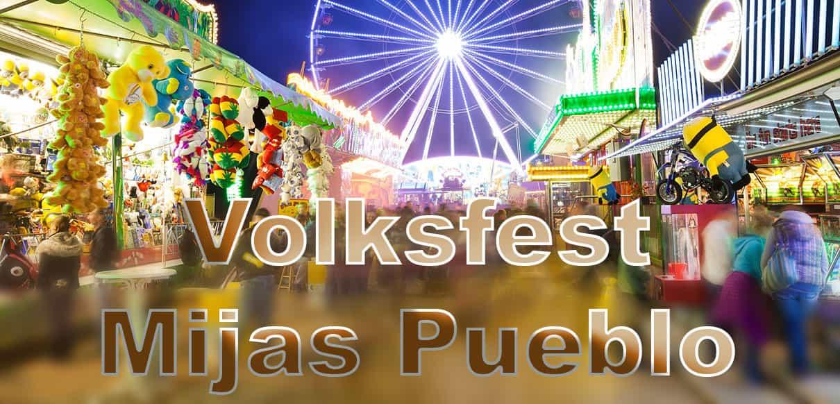 Volksfest Mijas Pueblo