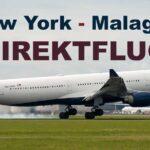 Delta Airlines direktflug