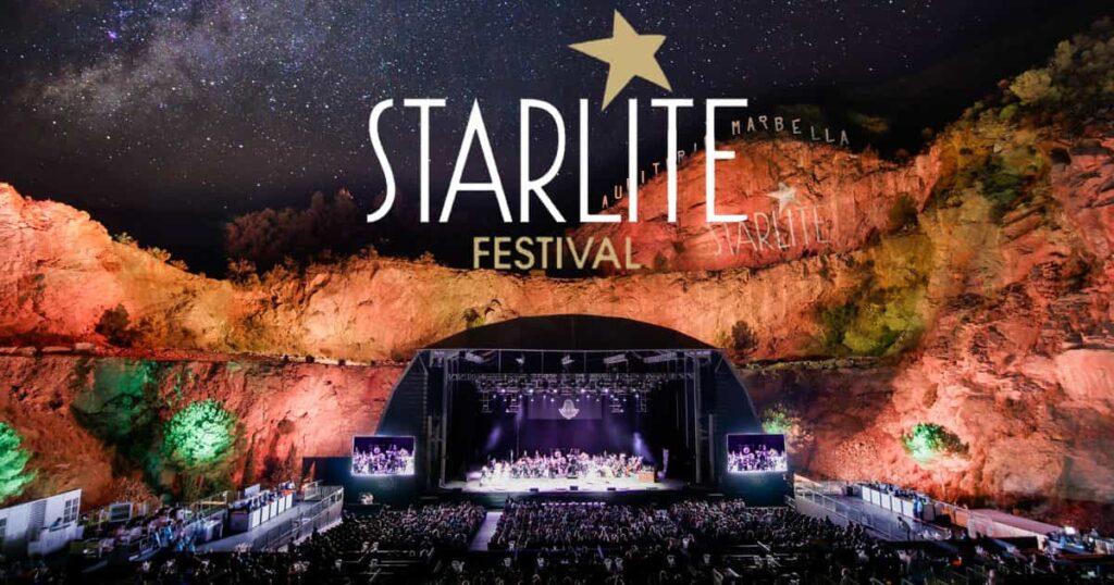 Starlite Festival in Marbella