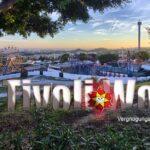 Tivoli World, Vergnügungspark in Benalmádena
