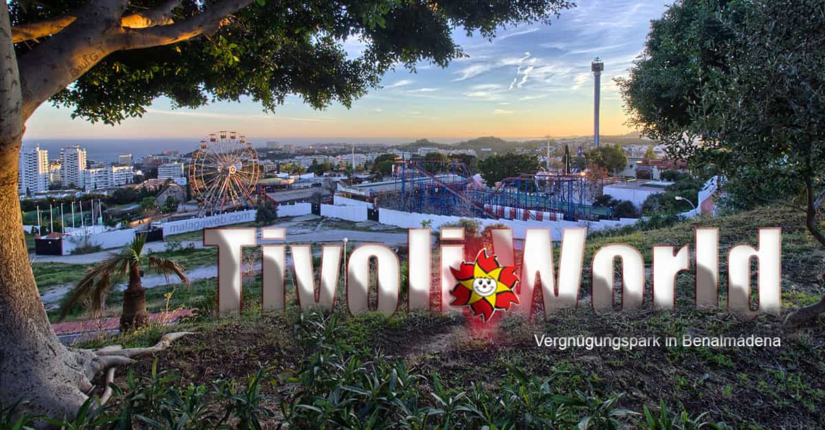 Tivoli World, Vergnügungspark in Benalmádena