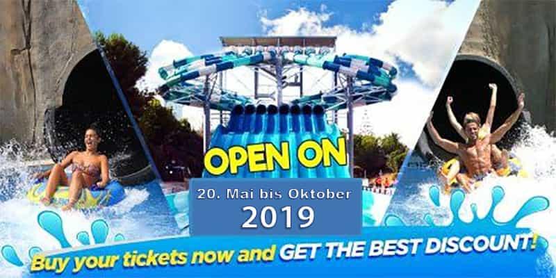 Aqualand Torremolinos 2019