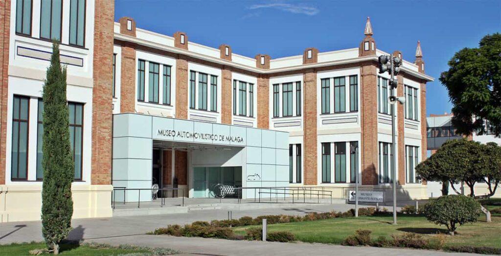 Automobilmuseum in Malaga