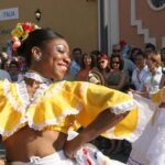 internationales voelkerfest in Fuengirola