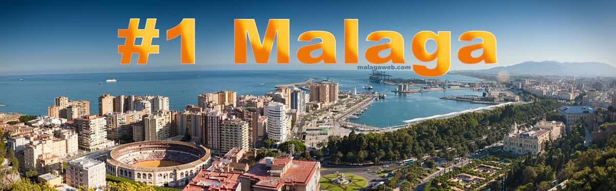 Málaga, eine der besten Städte