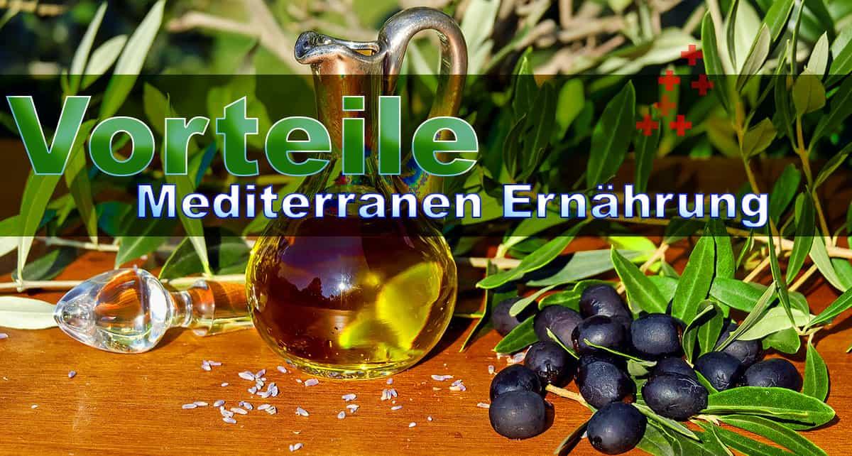 mediterranen Ernährung