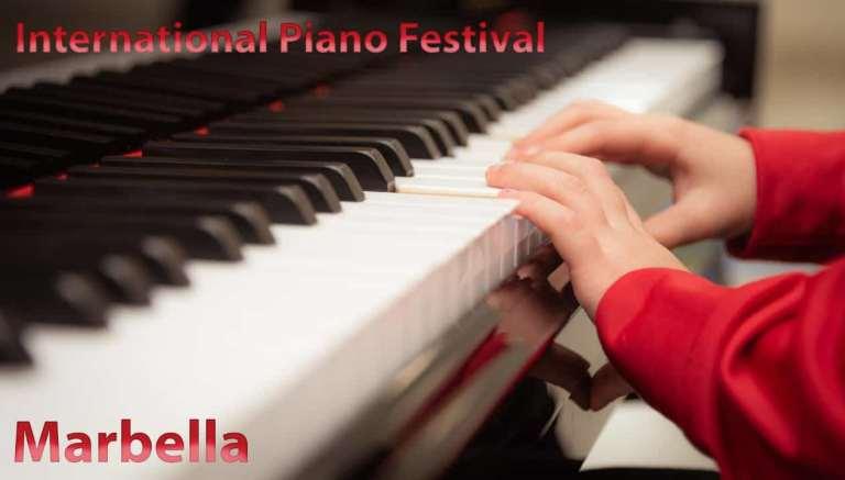 Internationales Piano Festival in Marbella