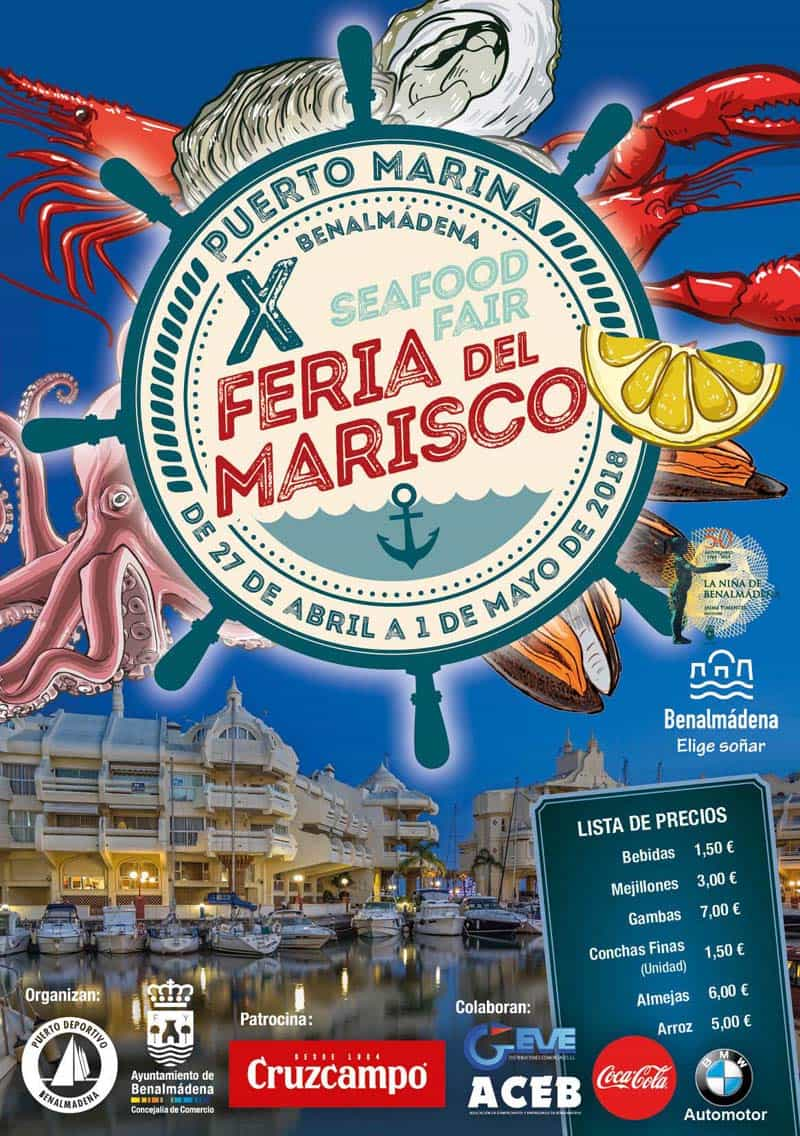 Seafood fair 2018
