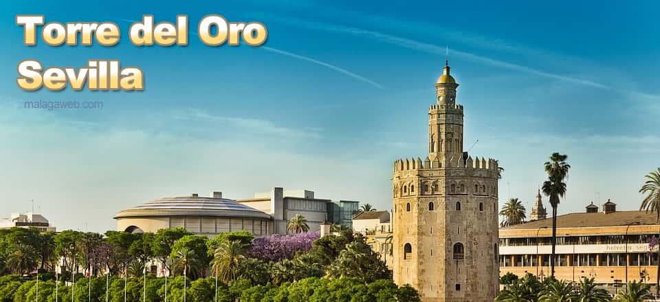 Torre del Oro, Sevilla im April und Mai