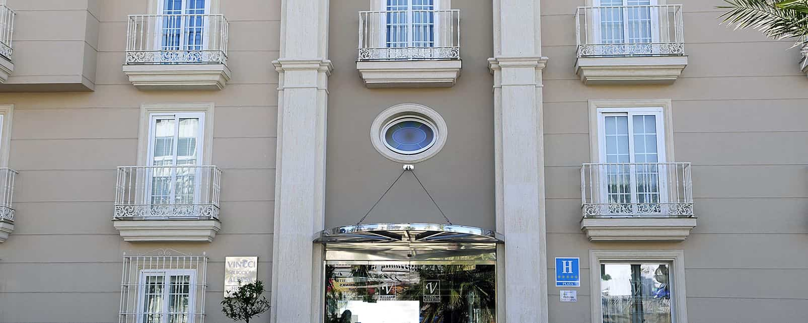 vincci-aleysa-boutique hotel in Benalmádena