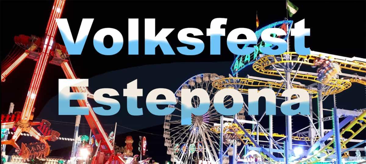 Volksfest in Estepona